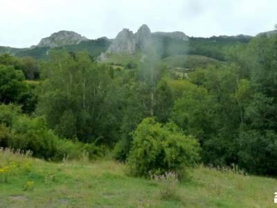 Montaña Palentina;Fuente Cobre;Tosande; ruta lagos covadonga parque de la montaña madrid parque na